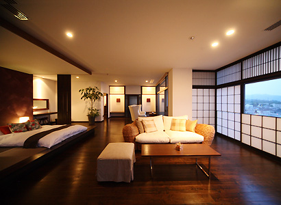 Suginoi hotel beppu kyushu accommodations for Living room ideas zen
